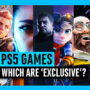 Entdecke die Liste der exklusiven Spiele für Playstation 5