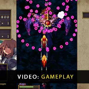 Psikyo Shooting Stars Alpha Gameplay Video