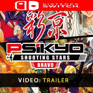 Psikyo Shooting Stars Alpha Nintendo Switch Prices Digital or Box Edition