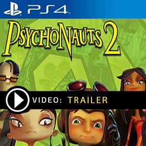 Psychonauts 2 PS4 Prices Digital or Box Edition