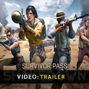 PUBG Survivor Pass 6 Shakedown