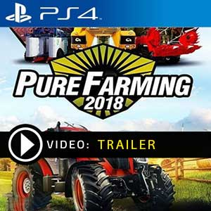Pure Farming 2018 PS4 Digital Download und Box Edition