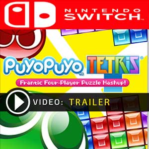 Puyo Puyo Tetris Nintendo Switch Digital Download und Box Edition