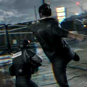 Quantum Break Xbox One Kampf