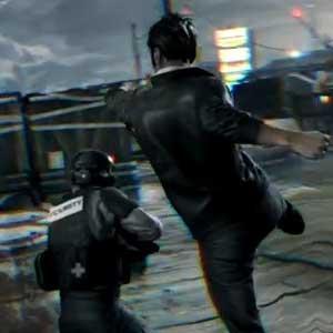 Quantum Break Xbox One Kampf