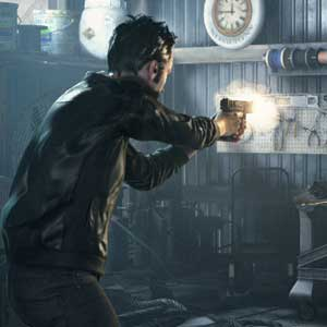 Quantum Break Xbox One Waffe