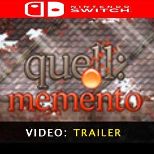 Kaufe Quell Memento Nintendo Switch Preisvergleich