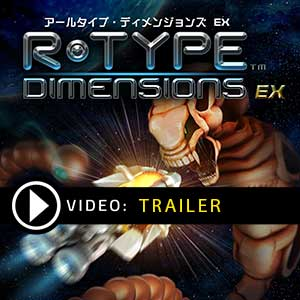 R-Type Dimensions EX Nintendo Switch Digital Download und Box Edition