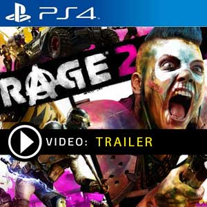 Rage 2 PS4 Digital Download und Box Edition