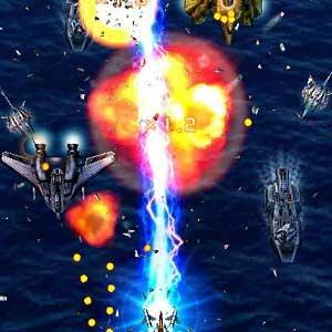 Raiden 3 - Attacke