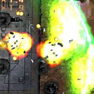 Raiden 3 - Explosion