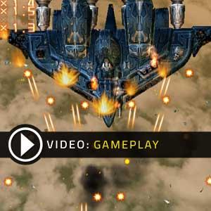 Raiden 3 Gameplay Video