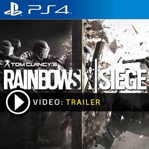 Rainbow Six Siege PS4 Digital Download und Box Edition