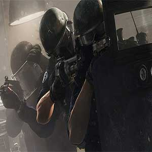 Rainbow Six Siege Xbox One Battle