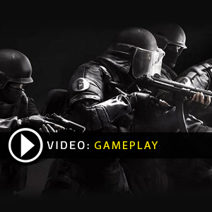 Rainbow Six Siege PS4 Gameplay Video