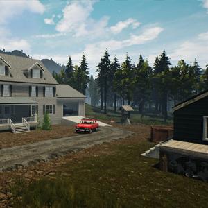 Ranch Simulator - Haupthaus