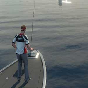 Die Gewässer in der offiziellen Ranger Boote navigieren