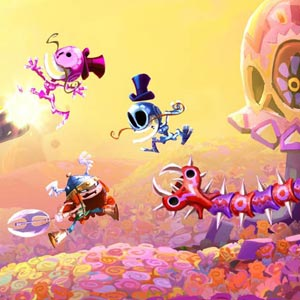 Rayman Legends - Blumen