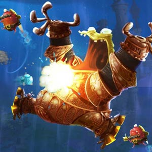 Rayman Legends Chef