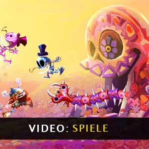 Rayman Legends Gameplay Video