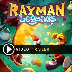 Rayman Legends Key kaufen - Preisvergleich