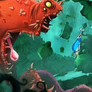Rayman Origins - Überleben