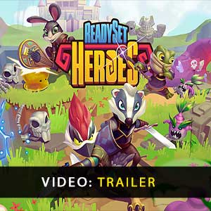 Buy ReadySet Heroes CD Key Compare Prices