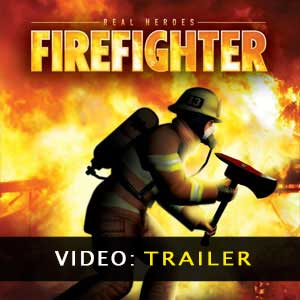 Real Heroes Firefighter