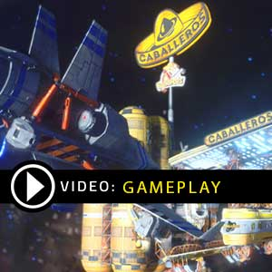 Rebel Galaxy Gameplay Video