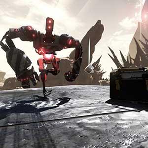 Roboter Feinde