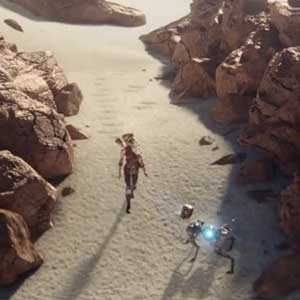 Recore Xbox One Wüste