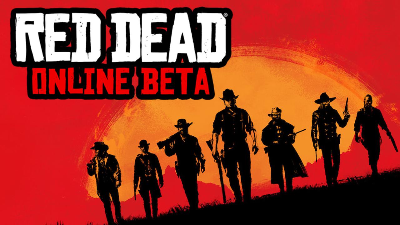 Hier ist der Online-Betatest von Red Dead