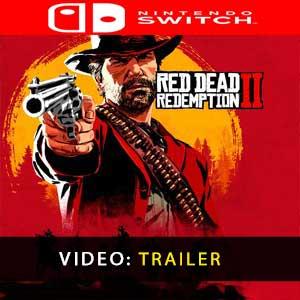Red Dead Redemption 2 Trailer-Video