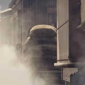 Red Dead Redemption 2 Zweifach-Schwingen