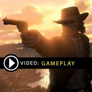 Red Dead Redemption video gameplay