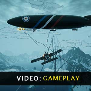 Red Wings Aces of the Sky Video zum Gameplay