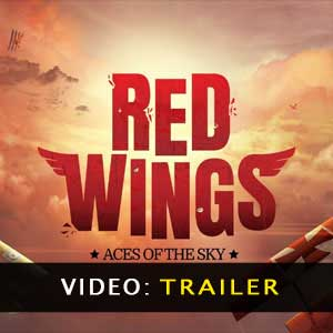 Red Wings Aces of the Sky Trailer-Video