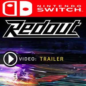 Redout Nintendo Switch Digital Download und Box Edition
