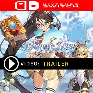 Remilore Lost Girl In The Lands Of Lore Nintendo Switch Digital Download und Box Edition