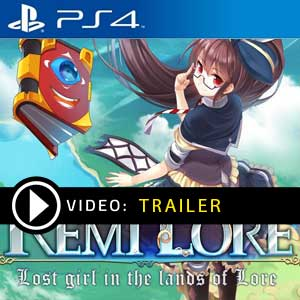 RemiLore Lost Girl in the Lands of Lore PS4 Digital Download und Box Edition
