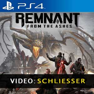 Remnant From The Ashes PS4 Video Trailer