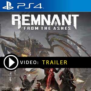 Remnant From the Ashes PS4 Digital Download und Box Edition