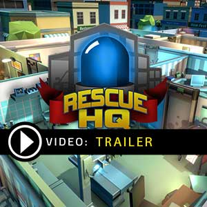 Rescue HQ The Tycoon Video-Trailer