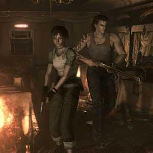 Resident Evil 0 HD Charaktere