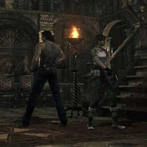 Resident Evil 0 HD-Gameplay