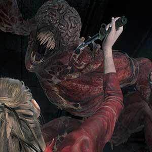 Erschreckende Zombies