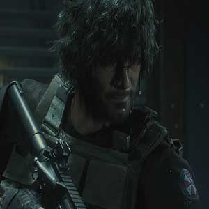Resident Evil 3 - Gräueltaten Regenschirm