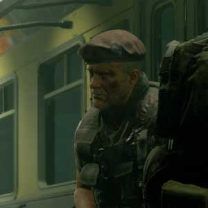 Resident Evil 3 U-Bahn