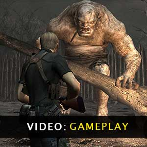 Resident Evil 4 Gameplay Video
