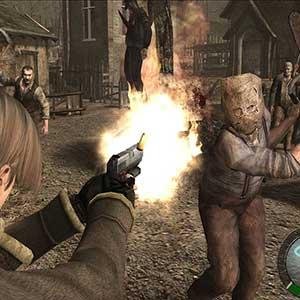 schwerfällige Zombie-Feinde
